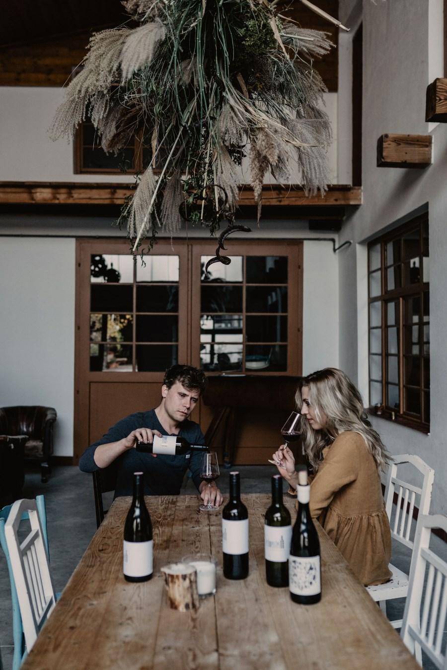 Weinwerkstatt Verkostung